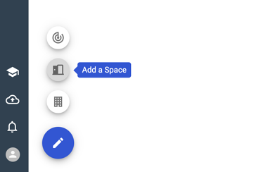 Add new space